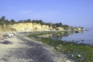 Steilküste Boltenhagen Nähe Ferienanlage an der Steilküste